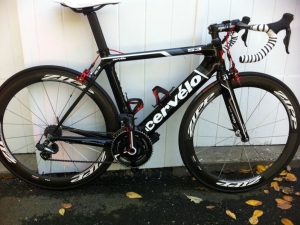 Cervelo S3 Road Bike Build