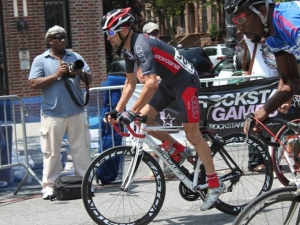 Racing Harlem
