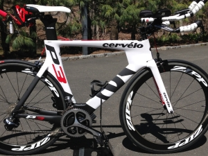 Sweeeeet Cervelo P3 Custom Build…full DA Di2!