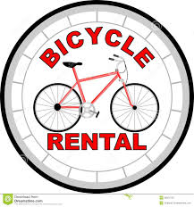 Bicycle Rental?  We've got you covered!