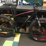 Our first Fat Bike...Borealis Yampa