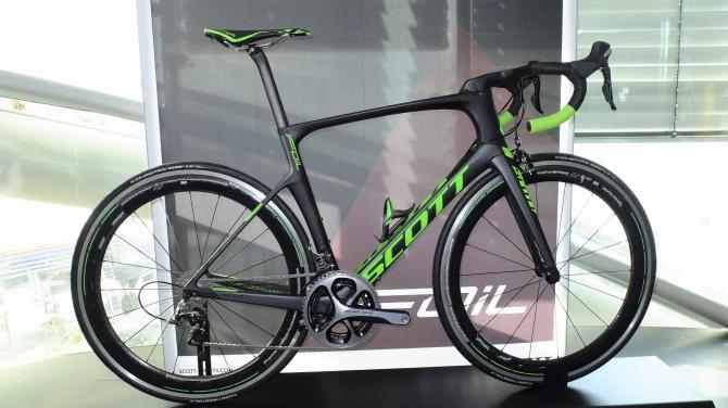 2016 Scott Foil unveiled and she is a beauty!